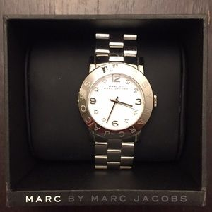 Marc by Marc Jacobs Crystal Wrist Watch for Women